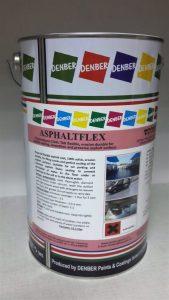 ASPHALTFLEX COAL-TAR FLEXIBLE POLYURETHAN www.denber-paints.co.il