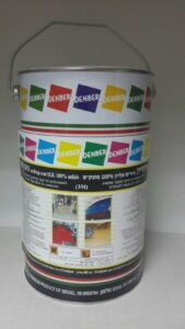 אפוקסי אפוקסידן 331 רב-עובי RUST BLOCK דנבר צבעים