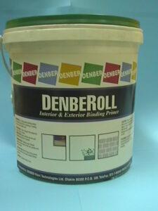 דנברול יסוד שקוף לקירות דנבר צבעים