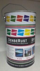 דנברוסט למסגרות - צבע יסוד סינטטי פוספט אבץ